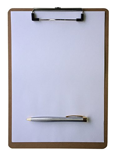 Clipboards-32-Pack-Letter-Size-Hardboards-in-bulk-Perfect-for-office-business-or-school-0-1