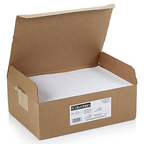 Columbian-10-Grip-Seal-Envelopes-4-18-x-9-12-White-500-Per-Box-CO147-0-1