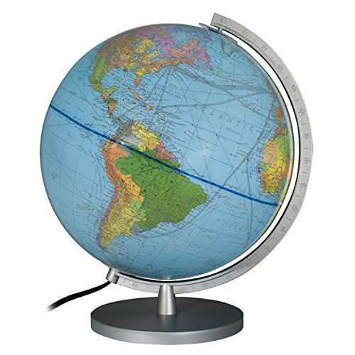 Columbus-Explorer-Illuminated-World-Globe-with-US-States-12-Diameter-0-0