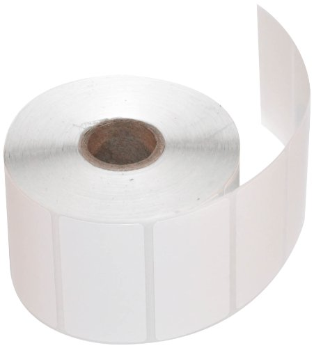 CompuLabel-Direct-Thermal-Labels-2-14-x-1-14-Inch-White-Roll-Permanent-Adhesive-Perforations-Between-Labels-1000-per-Roll12-Rolls-per-Carton-530594-0