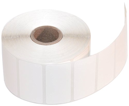 CompuLabel-Direct-Thermal-Labels-2-Inch-x-1-Inch-White-Roll-Permanent-Adhesive-Perforations-Between-Labels-1300-per-Roll-12-Rolls-per-Carton-530550-0
