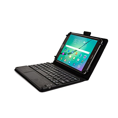 Cooper-CasesTM-Touchpad-Executive-Universal-8-89-Tablet-Bluetooth-Keyboard-Folio-0
