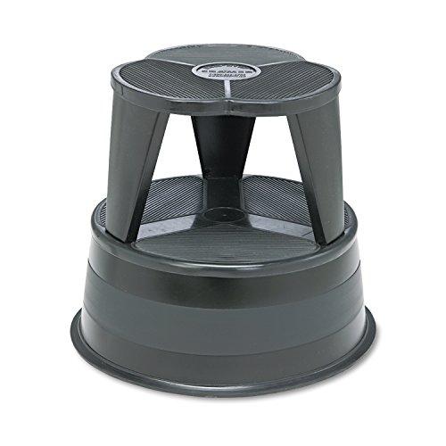 Cramer-1001-92-Kik-Step-Rolling-Step-Stool-Black-0
