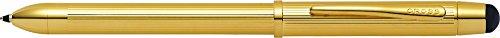 Cross-Tech3-23Kt-Gold-Plate-Multifunction-Pen-AT0090-12-0