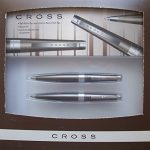 Cross-Titanium-Ball-point-Pen-and-09-Pencil-Gift-Set-0-0