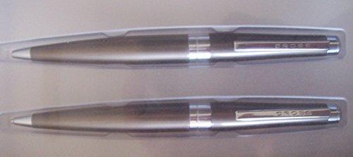 Cross-Titanium-Ball-point-Pen-and-09-Pencil-Gift-Set-0-1