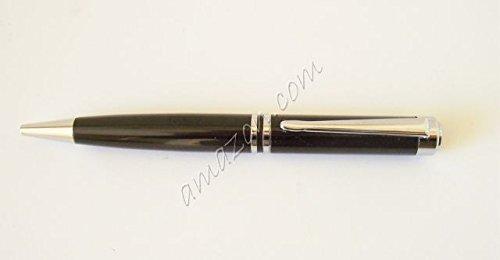 Cross-Ultra-Black-Chrome-Ball-point-Pen-Limited-Edition-0