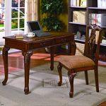 Crown-Mark-Fairfax-Home-office-DeskChair-Set-0-0