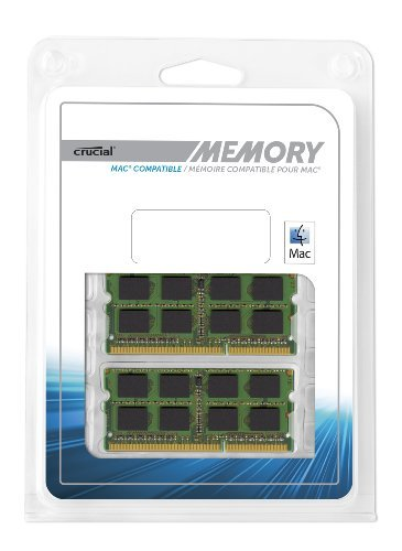 Crucial-2-GB-DDR3-1066-MTs-PC3-8500-CL7-SODIMM-204-Pin-for-Mac-CT2G3S1067M-0