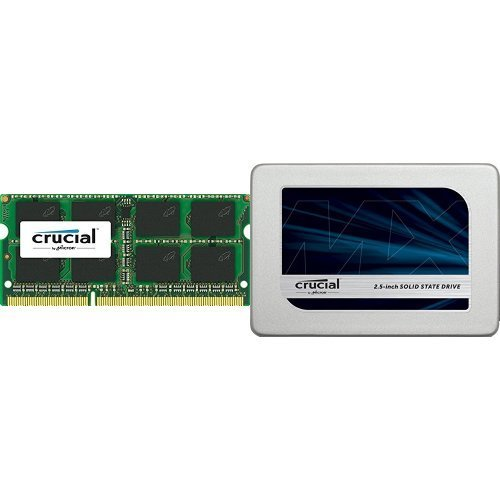 Crucial-4GB-Single-DDR3-1600-MTs-PC3-12800-CL11-SODIMM-204-Pin-135V15V-Notebook-Memory-Module-CT51264BF160B-0-0