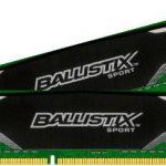Crucial-Ballistix-Sport-2GB-Single-DDR3-1600-MTs-PC3-12800-CL9-15V-UDIMM-240-Pin-Memory-BLS2G3D1609DS1S00-0-0