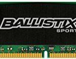 Crucial-Ballistix-Sport-2GB-Single-DDR3-1600-MTs-PC3-12800-CL9-15V-UDIMM-240-Pin-Memory-BLS2G3D1609DS1S00-0-1
