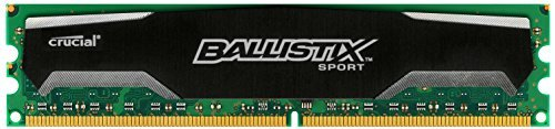Crucial-Ballistix-Sport-2GB-Single-DDR3-1600-MTs-PC3-12800-CL9-15V-UDIMM-240-Pin-Memory-BLS2G3D1609DS1S00-0-1