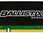 Crucial-Ballistix-Sport-2GB-Single-DDR3-1600-MTs-PC3-12800-CL9-15V-UDIMM-240-Pin-Memory-BLS2G3D1609DS1S00-0