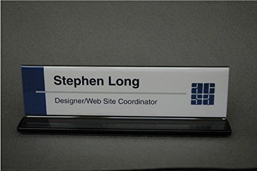 Cubicle-X-Ray-Vision-8-X-2-Double-Sided-Office-Cubicle-Nameplate-Sign-Frame-0-1