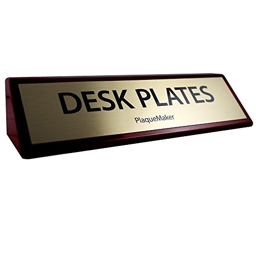 Custom-Desk-Name-Plates-Rosewood-with-Gold-Plate-8-X-2-0