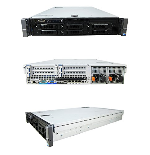 DELL-PowerEdge-R710-2-x-226Ghz-E5520-Quad-Core-48GB-6x-300GB-15K-SAS-Certified-Refurbished-0