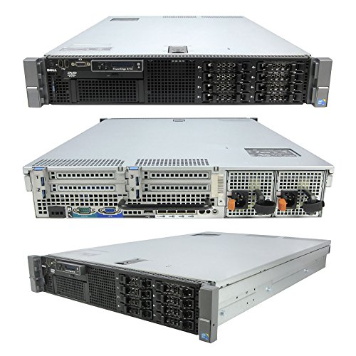 DELL-PowerEdge-R710-2-x-253Ghz-E5649-6-Core-48GB-Certified-Refurbished-0