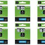 DYMO-45013-D1-Standard-Labels-12-Inch-x-23Feet-6-Packs-0