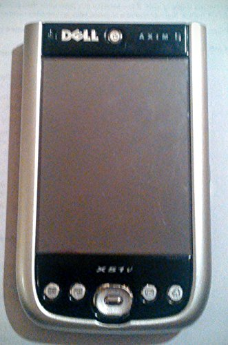 Dell-Axim-X51-416MHz-PDA-w35-Touchscreen-Bluetooth-0