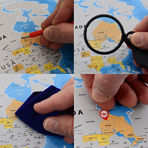 Deluxe-Scratch-Off-World-Map-32x-23-Unique-Gift-Scratch-Off-USA-by-States-Includes-Magnifying-Glass-Practice-Scratch-Map-Scratch-Tool-Sticker-Set-0-0