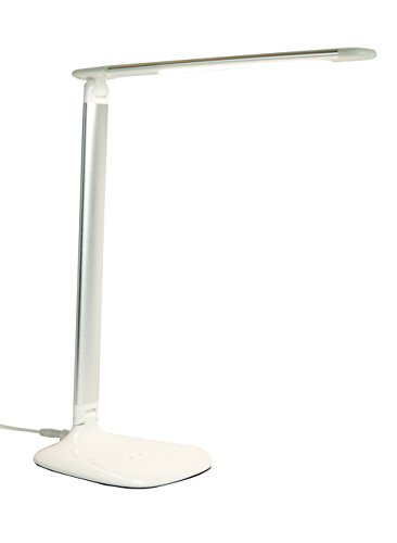 Desk-Lamp-Reading-Light-27-Bright-LED-Lights-Is-Great-Piano-Table-Lamps-College-Student-Kids-Teens-Hobby-Silver-lamp-with-touch-sensitive-dimming-controls-adjustable-and-folding-design-0-1