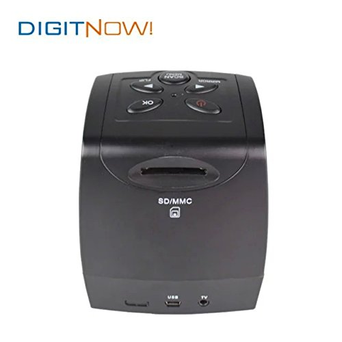 Digitnow-22MP-All-In-1-Film-Slide-Scanner-w-Speed-Load-Adapters-for-35mm-Negative-Slides-110-126-Super-8-Films-0-1
