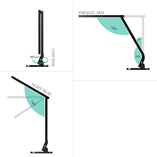 Dimmable-LED-Desk-Lamp-4-Lighting-ModesStudying-Reading-Relaxing-Sleeping-5-Level-Dimming-1-Hour-Auto-Timer-Touch-Sensitive-Control-Modern-Piano-Black-0-0