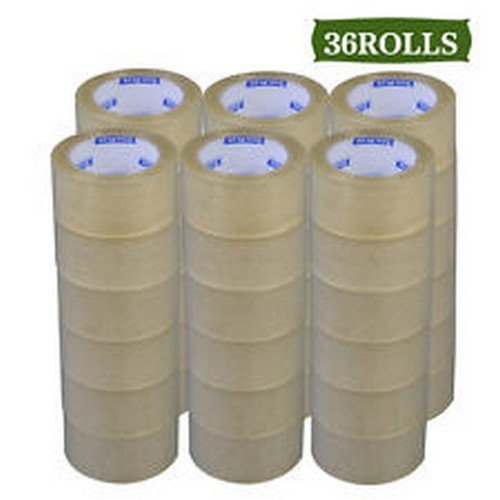 Direct-Rolls-Yards-Heavy-Duty-21-Mil-Think-Box-Carton-Sealing-Packing-Packaging-Tape-2-W-Direct36-Rolls-0-0