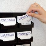 Displays2go-48-Pocket-Wall-Mount-Business-Card-Holder-Rack-Black-Acrylic-BCCBLKWM48-0-0