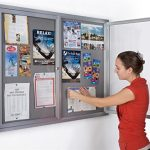 Displays2go-48-x-36-Wall-Mounted-Enclosed-Bulletin-Board-with-2-Doors-Locking-Aluminum-FBSW43SVLG-0-0