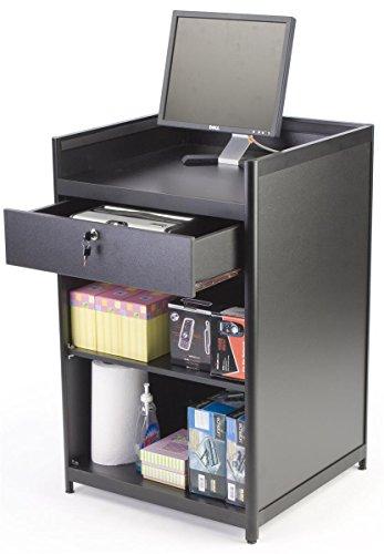 Displays2go-Black-Laminate-Cash-Register-Stand-with-Locking-Drawer-and-Adjustable-Shelf-IAPCW24-0