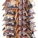 Displays2go-Countertop-Chip-Display-Rack-Clip-Strip-with-36-Clamps-Spinning-CCCR36BK-0-0