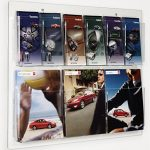 Displays2go-Hanging-Magazine-Rack-with-Adjustable-Pockets-29-x-23-inches-Clear-Acrylic-RP6CLR-0-1