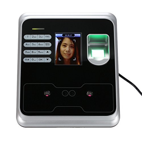 Docooler-24-TFT-Fingerprint-Face-Recognition-Attendance-Machine-Time-Clock-Recorder-Employee-Check-in-Reader-USB-Support-English-Version-0