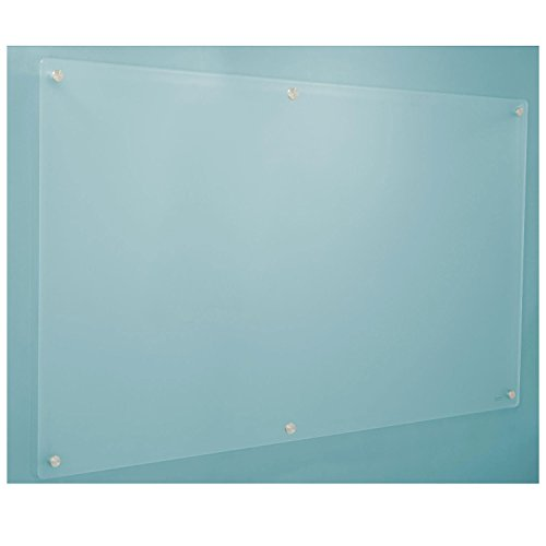 Dry Erase Board Frosted Glass 72 X 48 Office Supply