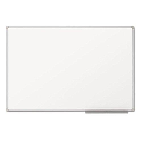 Dry-Erase-Board-Melamine-Surface-48-x-36-Aluminum-Frame-0