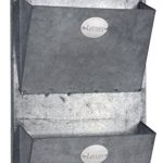 Dwellbee-Metal-Wall-Storage-and-Mail-Sorter-0