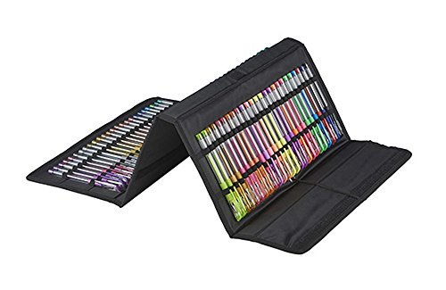 ECR4Kids-GelWriter-Multicolor-Gel-Pens-in-Fabric-Easel-75-Count-0
