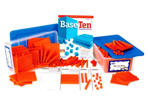 ETA-hand2mind-Orange-Plastic-Base-Ten-Blocks-Place-Value-Set-0