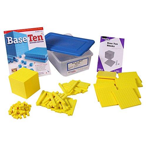 ETA-hand2mind-Yellow-Plastic-Base-Ten-Blocks-Class-Set-0-0