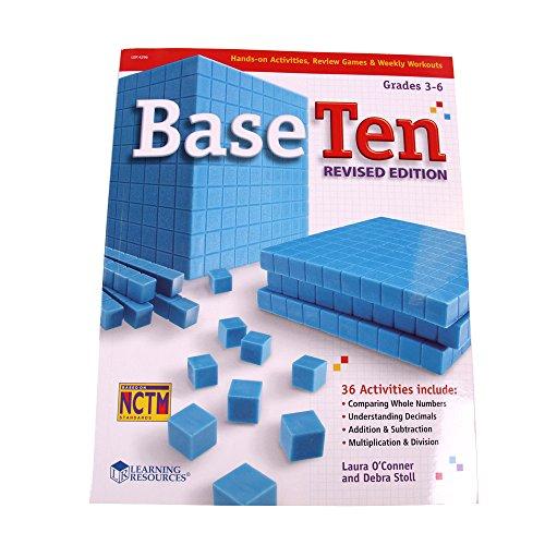 ETA-hand2mind-Yellow-Plastic-Base-Ten-Blocks-Class-Set-0-1
