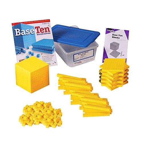 ETA-hand2mind-Yellow-Plastic-Base-Ten-Blocks-Place-Value-Set-0-0