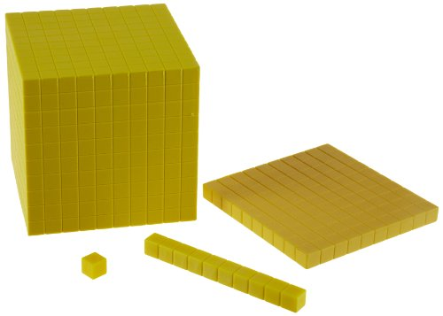 ETA-hand2mind-Yellow-Plastic-Base-Ten-Blocks-Starter-Set-0-0