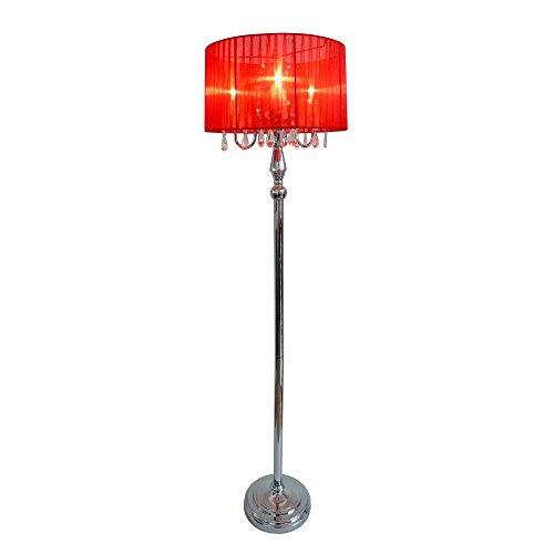 Elegant-Designs-LF1002-BLK-Trendy-Sheer-Floor-Lamp-with-Hanging-Crystals-0