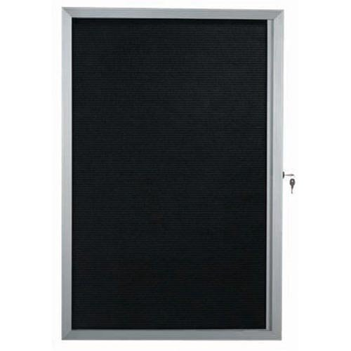 Enclosed-Directory-Board-in-Black-Size-12-H-x-18-W-0