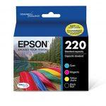 Epson-T220120-BCS-DURABrite-Ultra-Black-and-Color-Combo-Pack-Standard-Capacity-Cartridge-Ink-WF-2760-WF-2750-WF-2660-WF-2650-WF-2630-XP-424-XP-420-XP-320-0