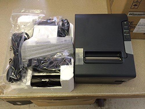Epson-TM-T88V-Thermal-Receipt-Printer-USBSerialPS180-Power-Supply-0