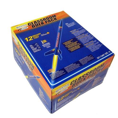 Estes-Wizard-Rocket-Bulk-Pack-Pack-of-12-0-0