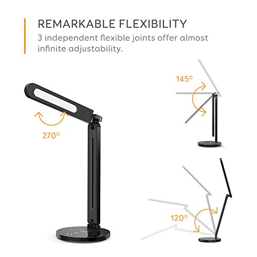 Eufy-Lumos-A4-LED-Desk-Lamp-Dimmable-Table-Lamp-with-Eye-Care-Technology-Touch-Sensitive-Control-Panel-5-Level-Dimmer-4-LightingColor-Modes-0-1